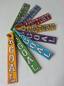 Soccer Spirit Tags