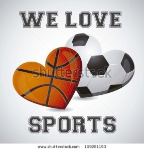 stock-vector-illustration-of-basketball-and-soccer-heart-vector-illustration-109261193