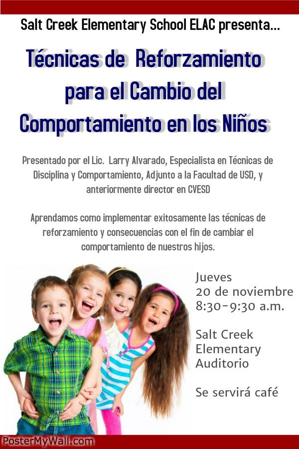 ELAC Nov 20 Spanish