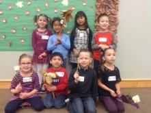 Kindergarten - all - spelling