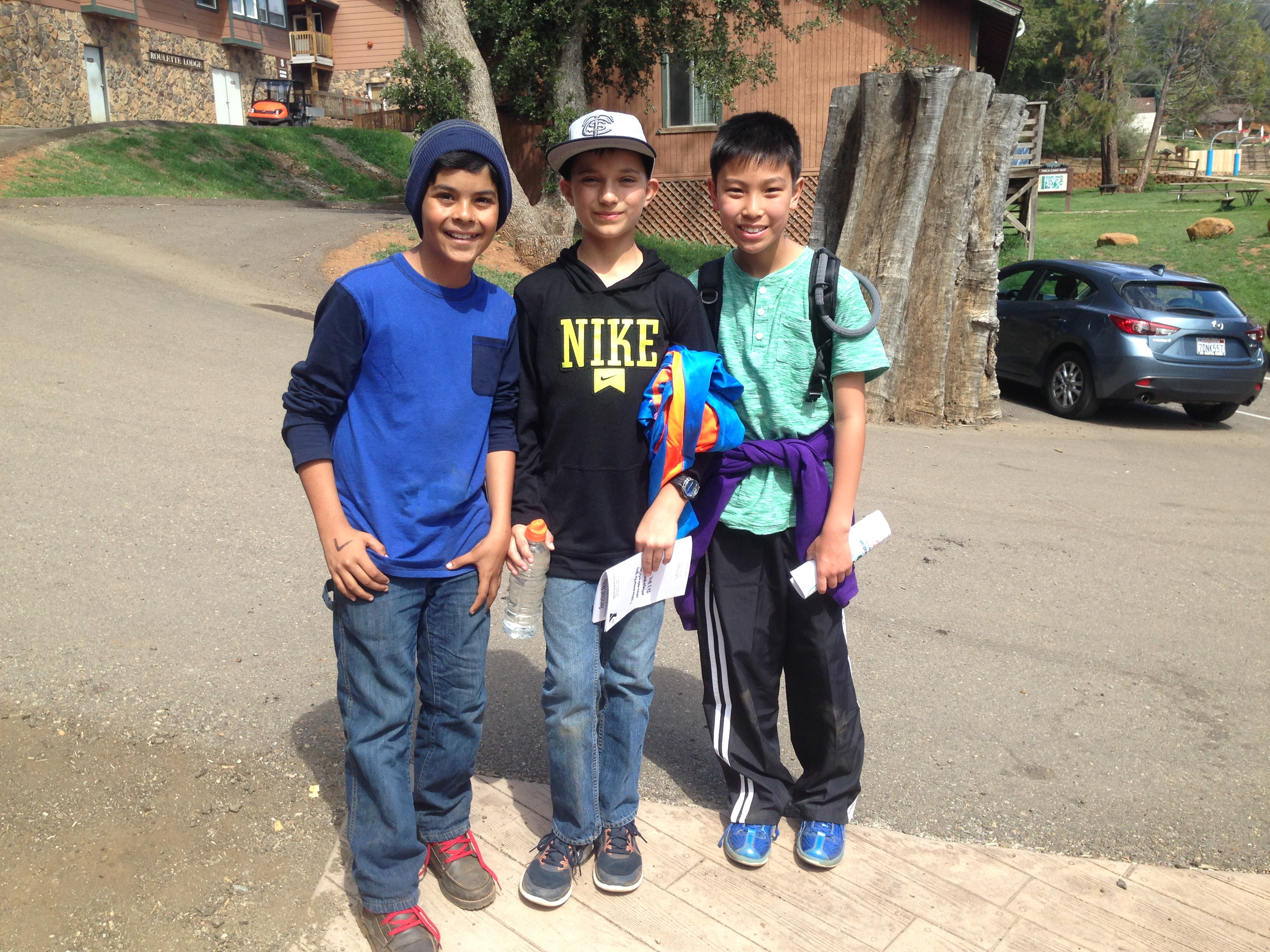 5th and 6th graders at Kids College 2013 | The Globe
