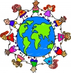 children-around-the-world-clipart-Globe