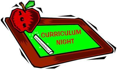 Curriculum Night 1
