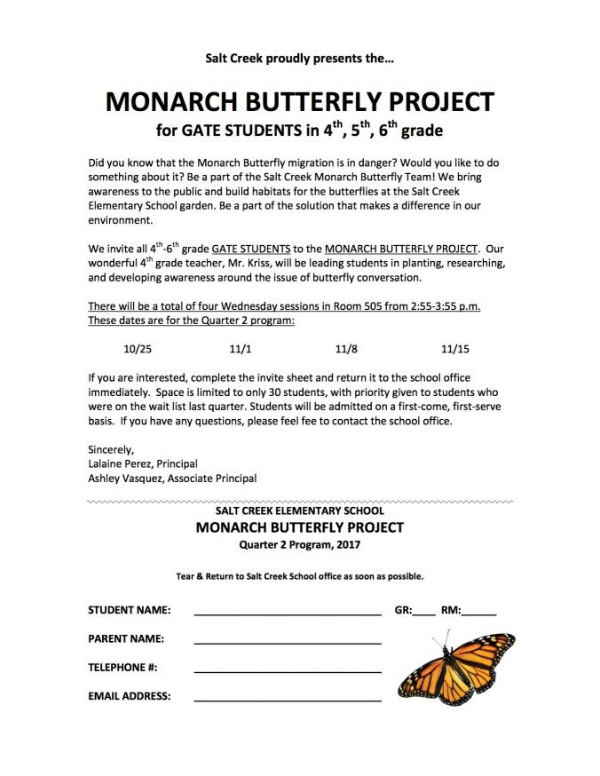 Monarch Flyer Q2