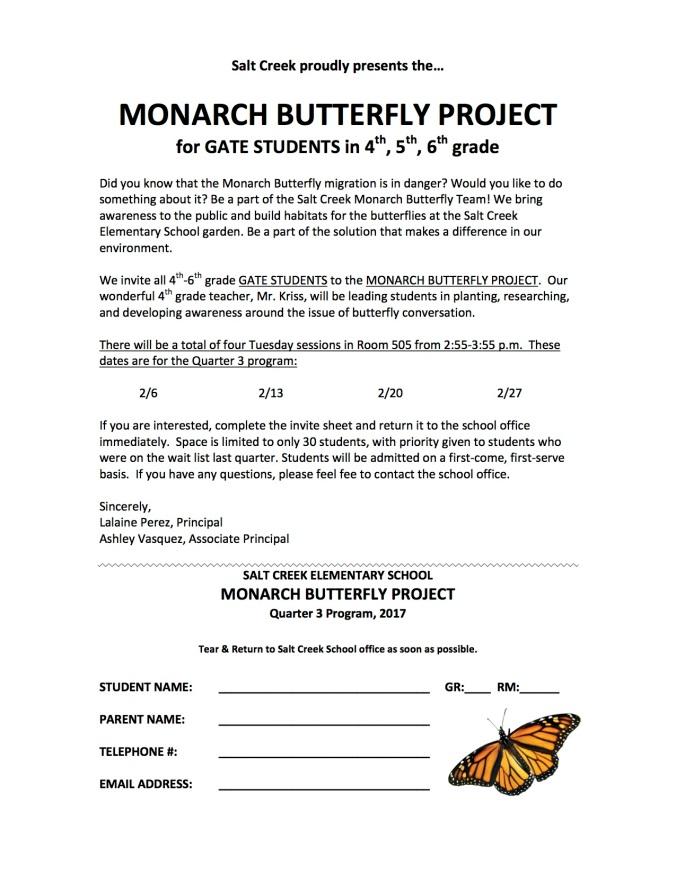 Monarch Q3